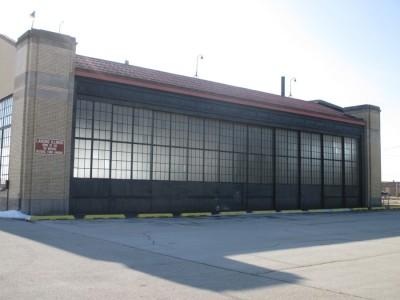 Village of Lansing Municipal Airport – Historic Ford Hangar